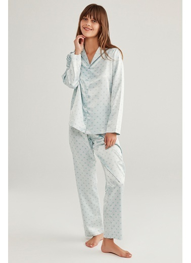 Penti SaHearts Pijama Takımı Renkli